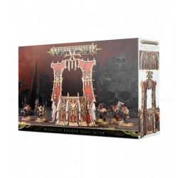 Skull Altar - Blades Of Khorne