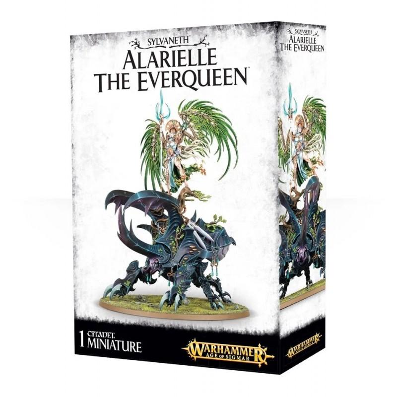 Alarielle the Everqueen - Sylvaneth