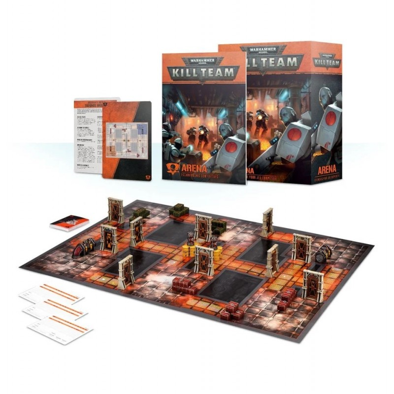 Arena – Extension de Jeu Compétitif - Kill Team
