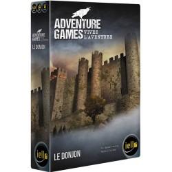 ADVENTURE GAMES - Le Donjon