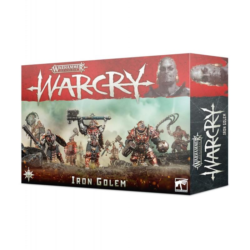 Iron Golem - Warcry