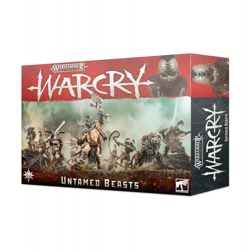 Untamed Beasts - Warcry