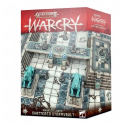 Shattered Stormvault - Warcry