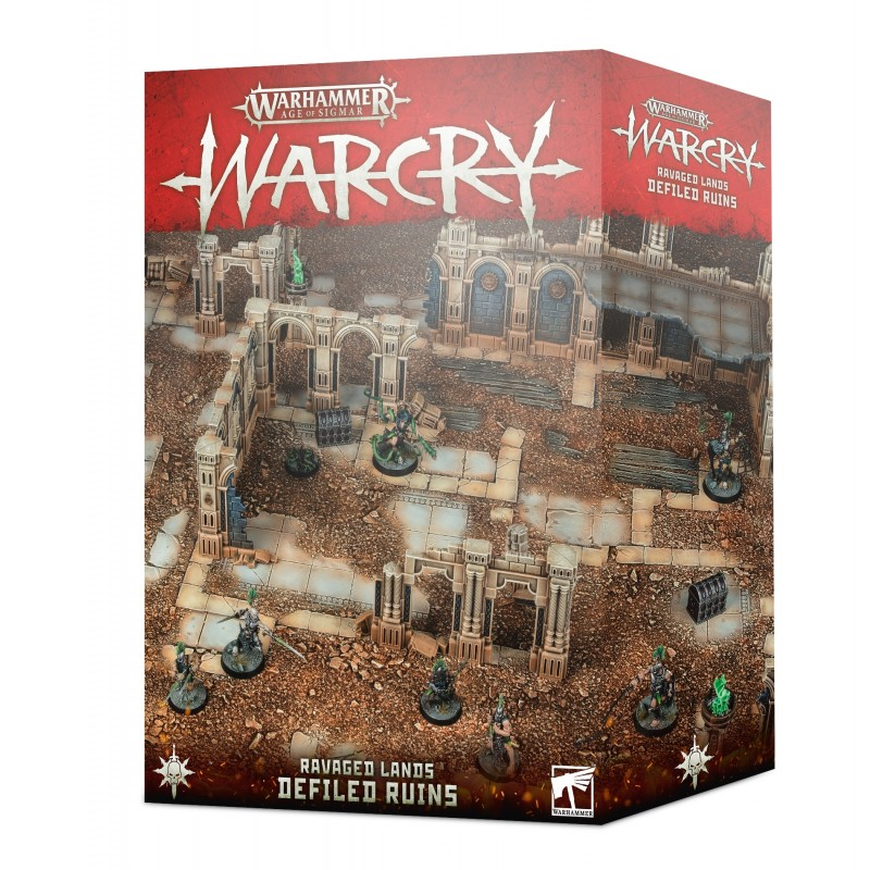 Defiled Ruins - Warcry