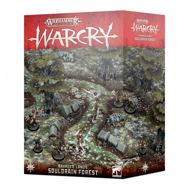 Souldrain Forest - Warcry