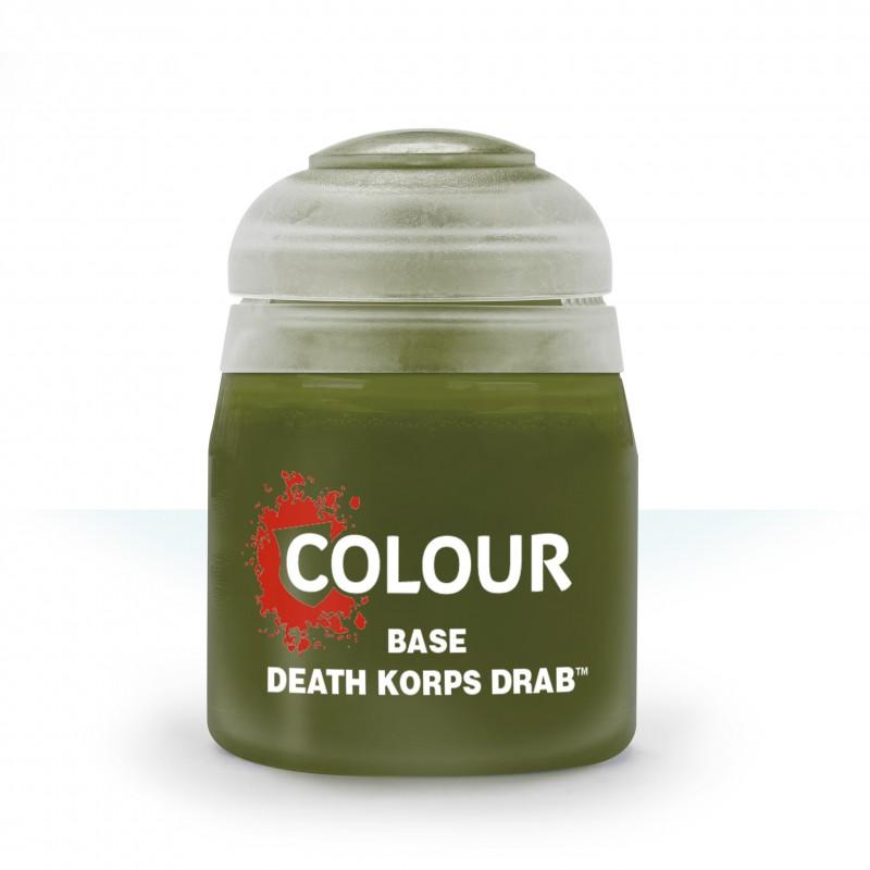 Death Korps Drab DRAB (Base)