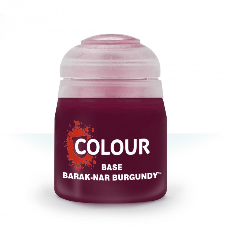 Barak-Nar Burgundy (Base)