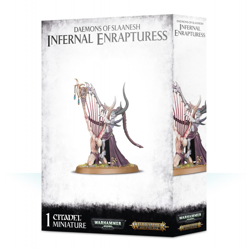 Infernal Enrapturess - Daemons of Slaanesh