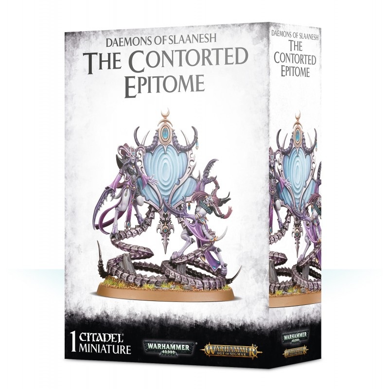 The Contorted Epitome - Daemons of Slaanesh