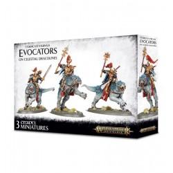 Evocators sur Dracolines - Stormcast Eternals