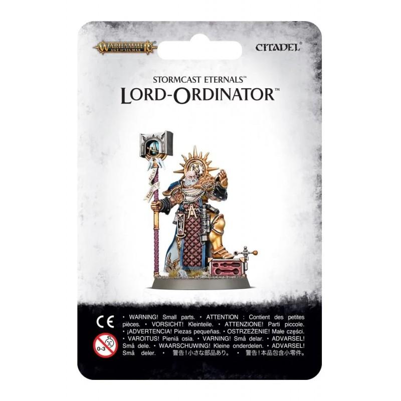 Lord-Ordinator - Stormcast Eternals