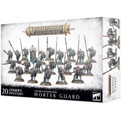 Mortek Guard - Ossiarch Bonereapers