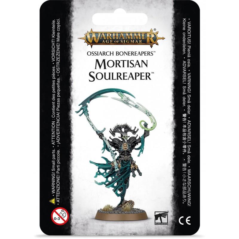 Mortisan Soulreaper - Ossiarch Bonereapers
