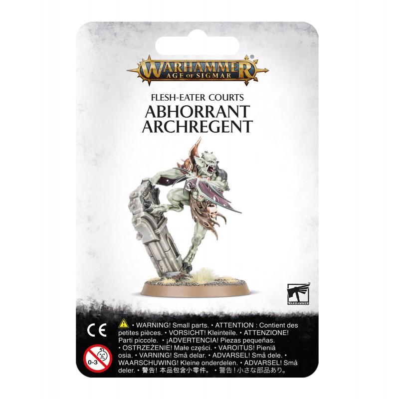Abhorrant Archregent - Nighthaunt