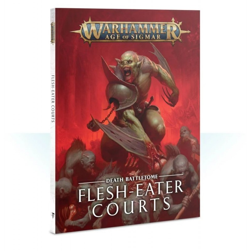 Battletome: Flesh-eater Courts (SB) (Français)