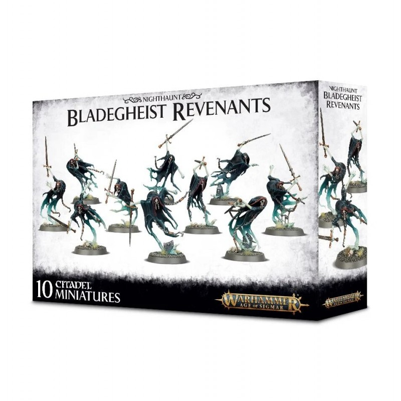 Bladegheist Revenants - Nighthaunt