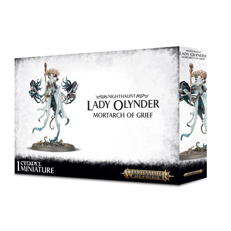 Lady Olynder - Nighthaunt
