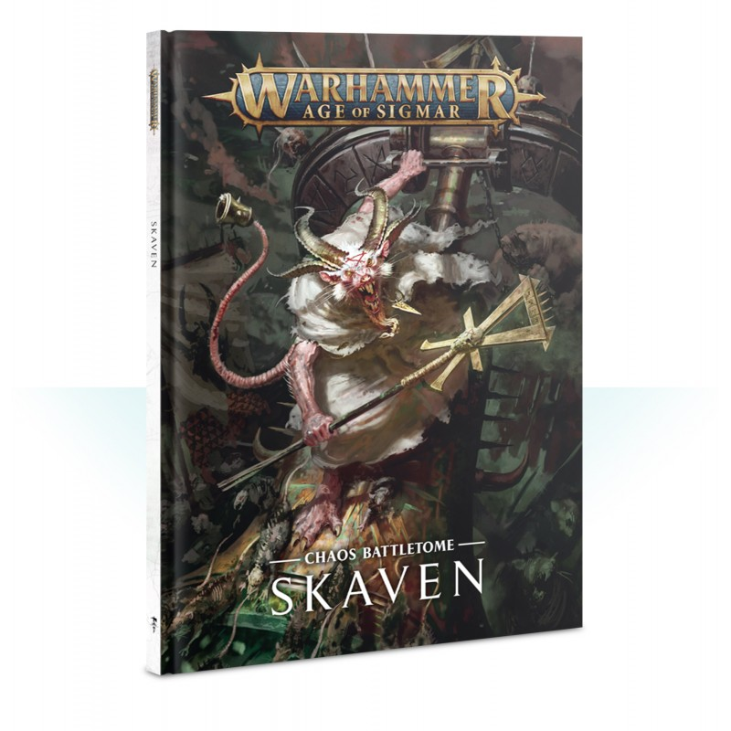 Battletome: Skaven (SC) (Français)