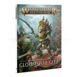 Battletome: Gloomspite Gitz (SB) (Français)