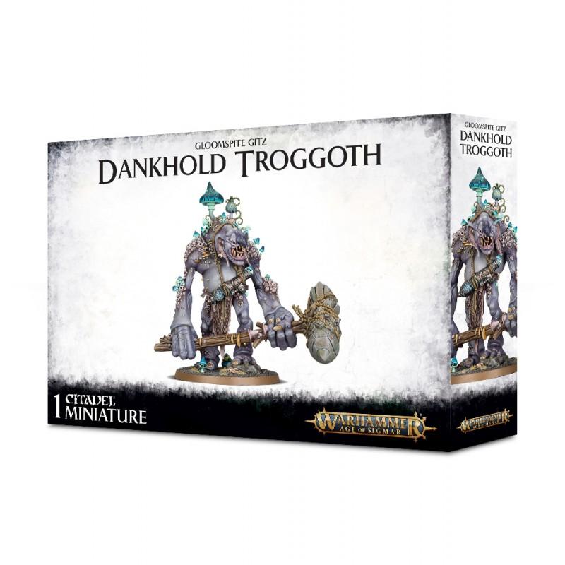 Dankhold Troggoth - Gloomspite Gitz