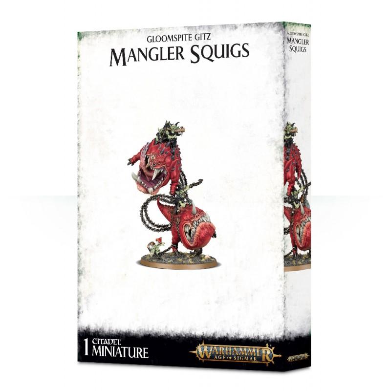 Mangler Squigs - Gloomspite Gitz