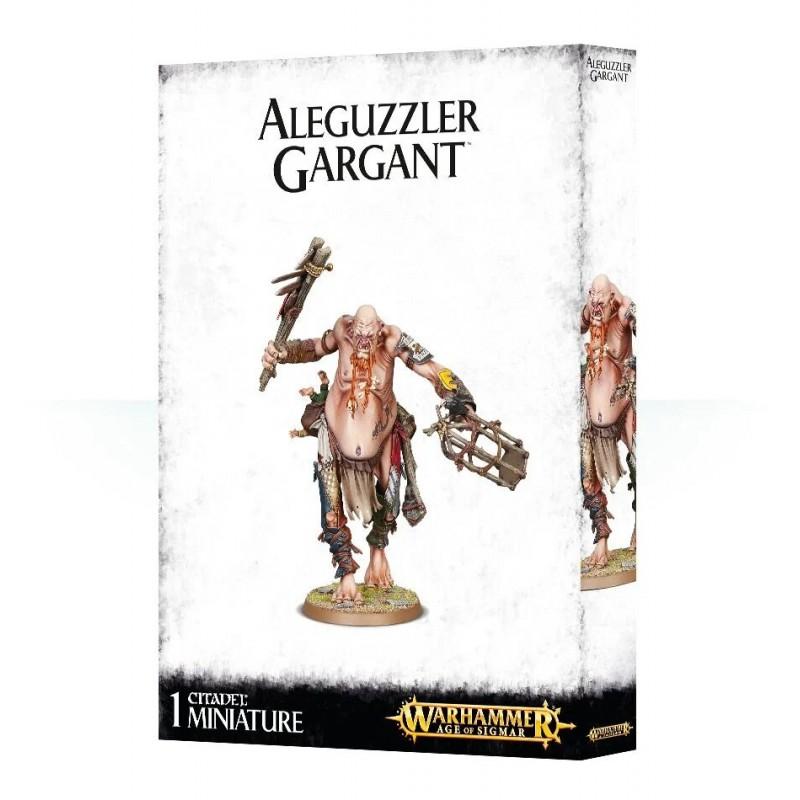 Aleguzzler Gargant - Orruk Warclans
