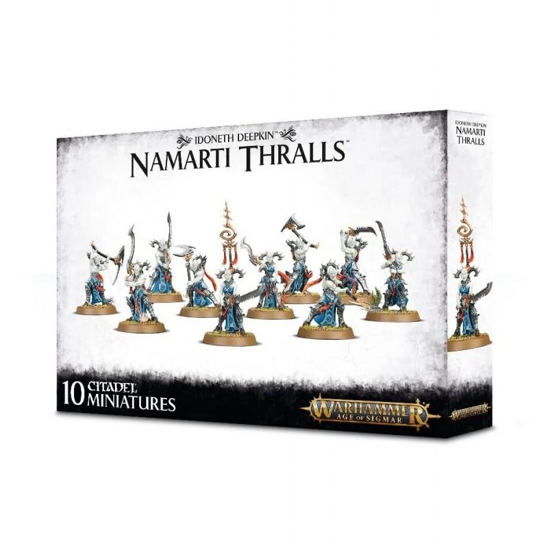 Namarti Thralls - Idoneth Deepkin