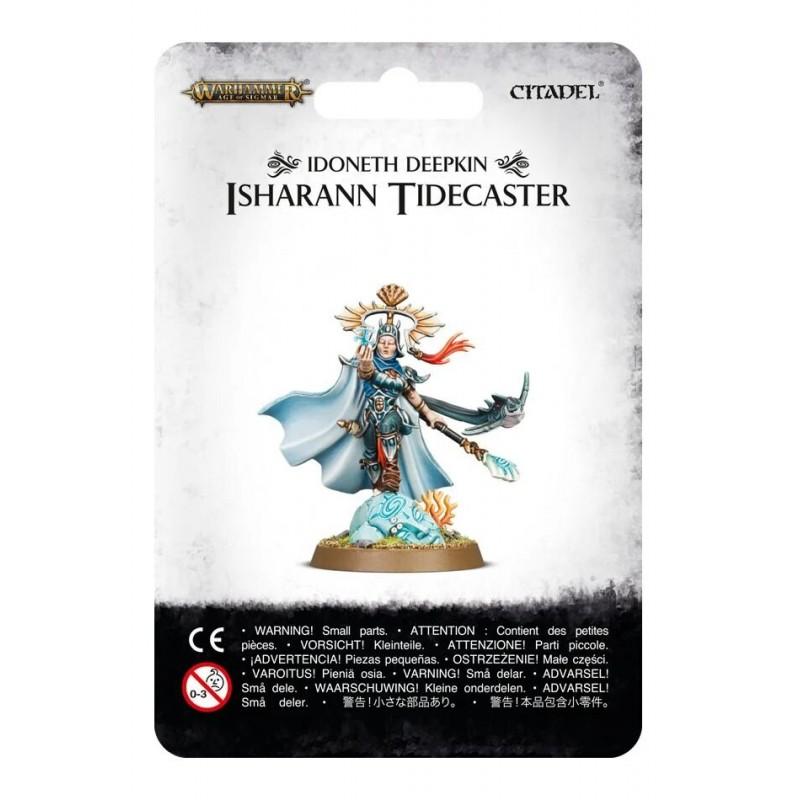Isharann Tidecaster - Idoneth Deepkin