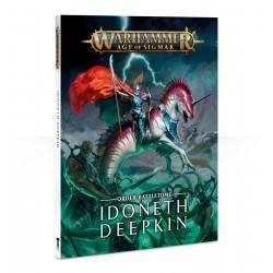 Battletome: Idoneth Deepkin (SB) (Français)