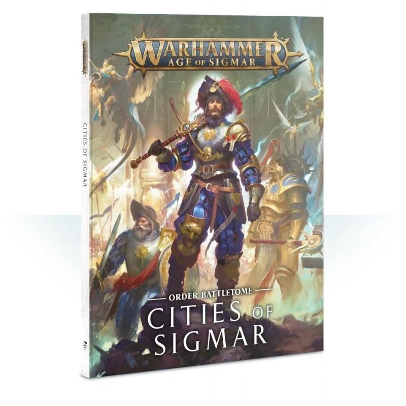 Battletome: Cities of Sigmar (Français)