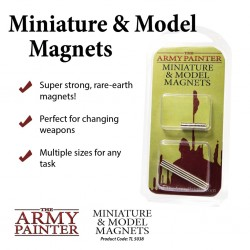 Miniature & Model Magnets (aimants) - Army Painter