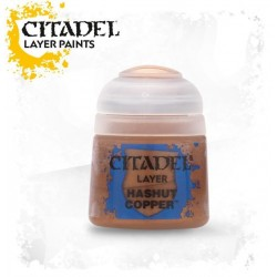 Citadel Layer Paints Hashut Copper