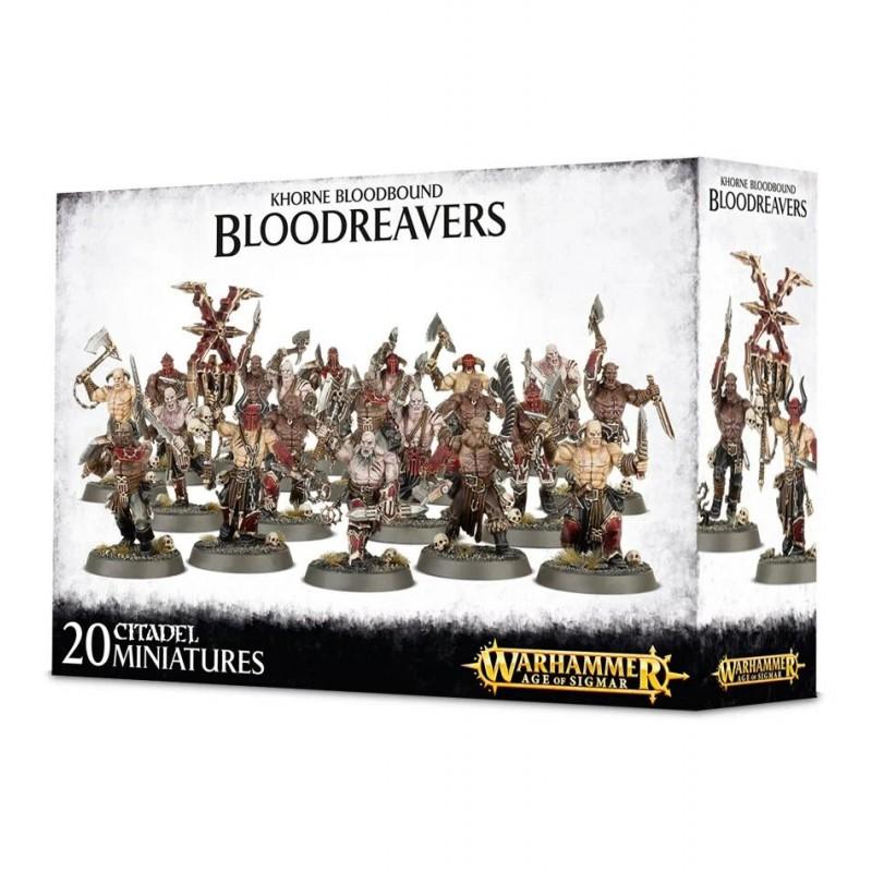 Bloodreavers - Khorne Bloodbound