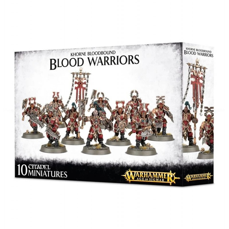 Blood Warriors - Khorne Bloodbound