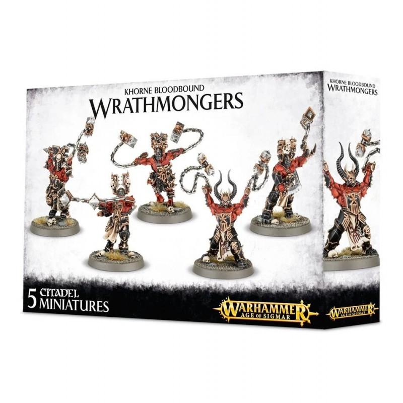 Wrathmongers - Khorne Bloodbound