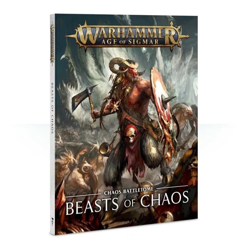 Battletome: Beasts of Chaos (SB) (Français)