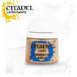 Citadel Layer Paints Liberator Gold