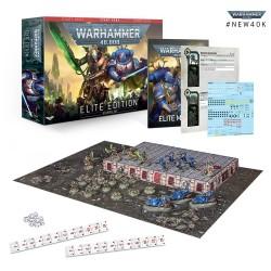Pré-commande - Warhammer 40,000: Elite Edition - FR