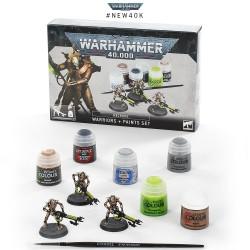Necron Warriors + Paints Set