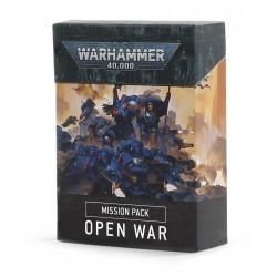 Warhammer 40,000: Pack de Missions de Guerre Ouverte