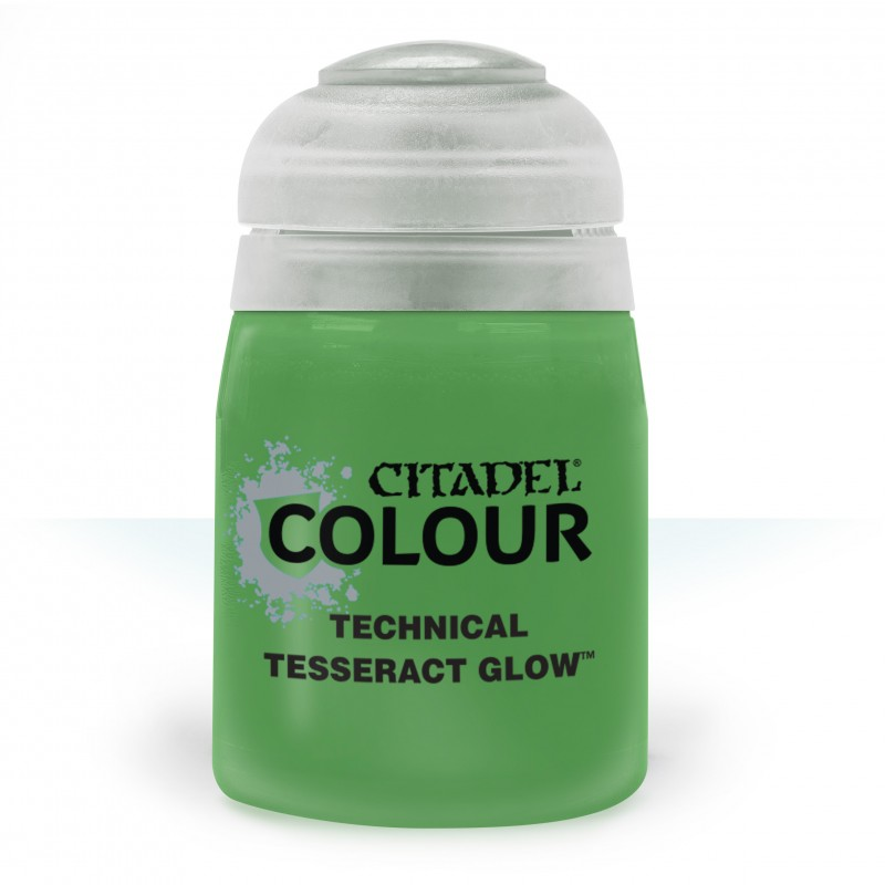 Tesseract Glow - Technical