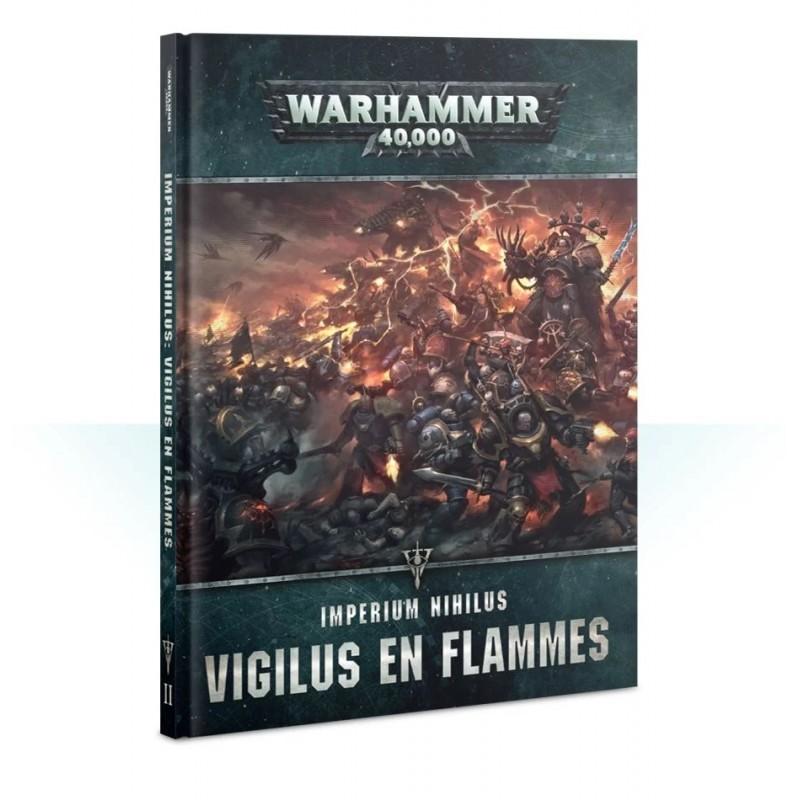 Imperium Nihilus: Vigilus en Flammes (Français)