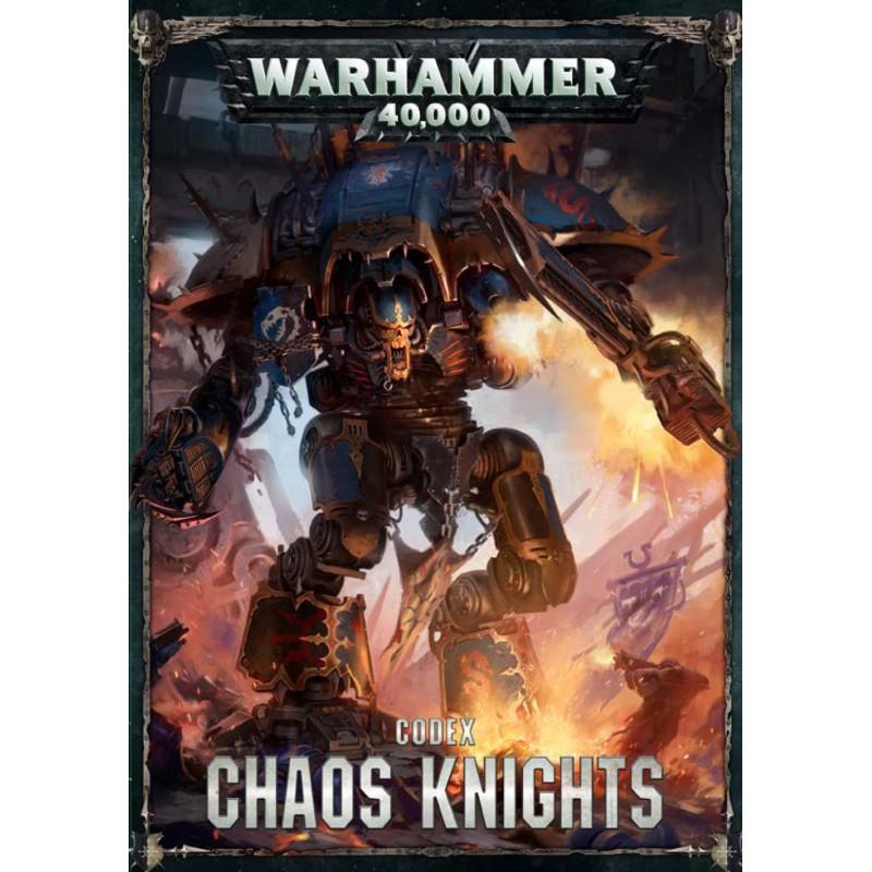 Codex: Chaos Knights (HB) (Français)