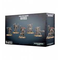 Havocs - Chaos Space Marines