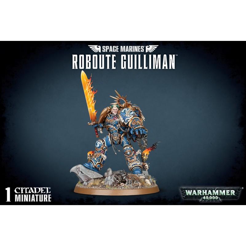 Roboute Guilliman - Space Marine