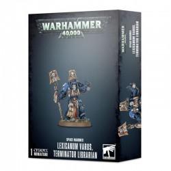 Lexicanum Varus, Terminator Librarian