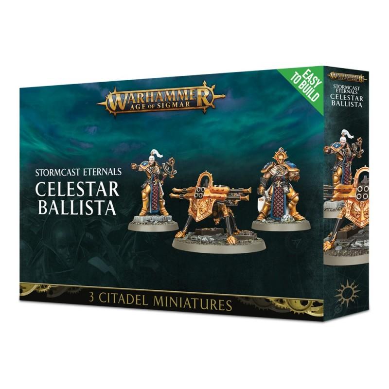 Easy to Build: Celestar Ballista - Stormcast Eternals