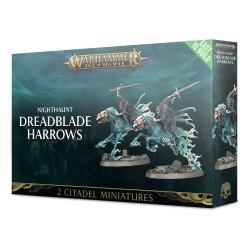 Easy to Build: Dreadblade Harrows - Nighthaunt