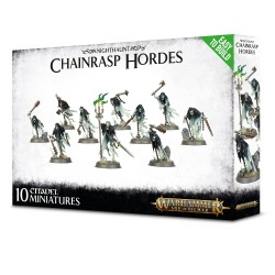 Easy to Build: Chainrasp Hordes - Nighthaunt