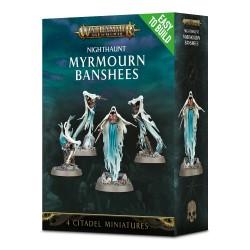 Easy to Build Myrmourn Banshees - Nighthaunts